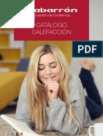 Gabarron Catalogo Calefaccion 2015