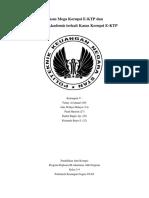 Kasus Korupsi E-KTP