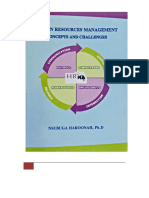 Human Resources Management Concepts and Challenges, Dr. Nsubuga Haroonah