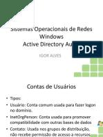 SO de Redes - Active Directory 2