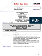 2142 Ethyleneamine e 100 (English (Us)) Am Iss Msds (Ansi z400.1) v3.4