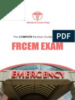 FRCEM Revision Guide