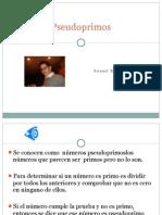 pseudoprimos