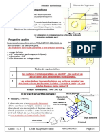 Perspective Et Projection f PROF