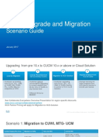 Cucm Upgrade Migration Scenario Guide