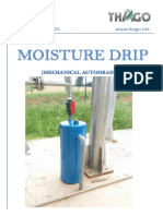 Moisture Drip Catalog
