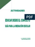 Educar-Desde-conflicto Guia de Mediacion Escolar