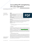 A Framework for Auditing HR