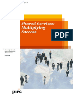 Shared Services Multiplying Success