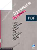 Typographic Systems - Kimberly Elam