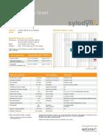 Data Sheet Sylodyn ND En