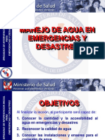MANEJO DESASTRES