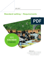 PEFC ST 1001-2017 - Standard Setting