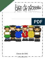 Cahier de Reussite Francais CM1