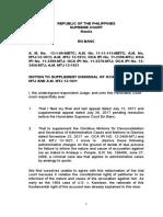 [Administrators] Supplemental Motion to Dismiss