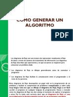 Como Generar Un Algoritmo