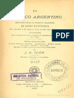 El Mosaico Argentino
