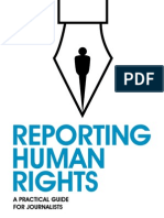 Reporting Human Rights