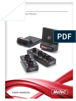 PDM User Manual