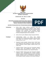 SKKNI 2006-234-Manajemen Resiko Perbankan