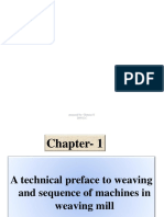 Woven Manufacturing I