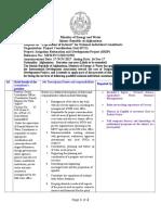Senior Coordinator Officer Vacancy No (C-919)