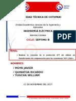 Conexiones Yd11-Dy5