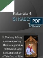 Si Kabesang Tales