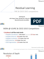 Ilsvrc2015 Deep Residual Learning Kaiminghe
