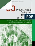 Cincuenta-50- Preguntas Sobre Las Termitas y Su Control