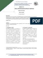 Anexo 10 Modelo Plantilla Presentacion Articulo UNHEVAL