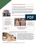 Kovai Temples