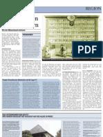Von Bauhütten zu Freimaurern (Bericht)
