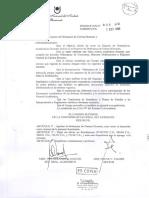 Ordenanza de Carrera Docente Anexo IX
