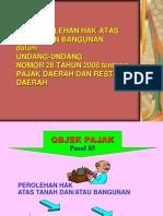 BPHTB UU No. 28 Tahun 2009 Edit-1
