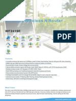 netis_WF2419E_Datasheet
