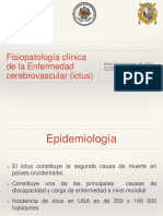 Clase 7 Fisiopatologia Del ECV Dr. Danny Barrientos