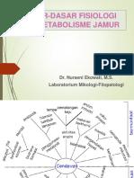 Fisiologi Dan Metabolisme Jamur