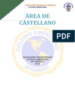 Caracterización Área de Castellano