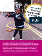 Play Streets Evaluation Key Findings