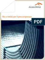 WireSolutions. Filo e Trefoli Per Il Precompresso