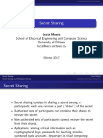 Share Secretly