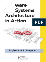 Auerbach Publications Softwaare and Systems Architecture in Action 2015