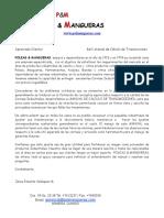 Manual Correas Industriales