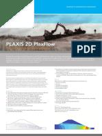 Plaxis 2d Plaxflow