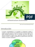 Infraestructura Sustentable del Transporte