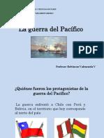 La Guerra Del Pacífico