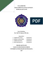 Resume Seminar Akt