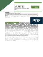 Boletin SocializARTE No. 1