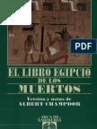 El libro egicpio de los muertos - Albert Champdor.pdf